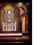 The art deco charm of The Grace is everywhere you look