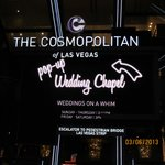 The name on the Strip