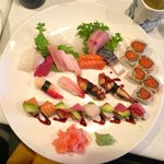 If you love sashimi and sushi, you'll love Mino.