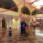                                      Lobby - Chinese New Year Deco -2013