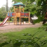 Playground by the Hotel