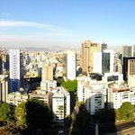                    View from the top of the Caracas Palace Hotel, Caracas