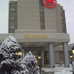                    Eingangsbereich Sheraton Parkway