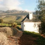 Swartberg Country Manor resmi