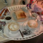                    colazione a letto