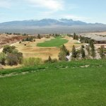                    View from a tee box (silver tees)
