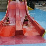                    Racing slides