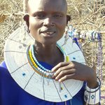 beautiful Masai