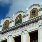                    Facade of Teatro Terry