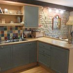 The Granary Cottage Kitchen/Dinning Room