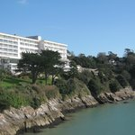                    View of Hotel from Living Coasts