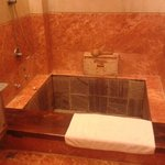                    Room&#39;s tub
