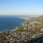 Overlooking Hermanus
