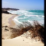 Arniston beaches is finominal.