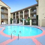 Our Outdoor Pool is Available Year Round