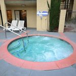 Outdoor Hot Tub Available Year Round