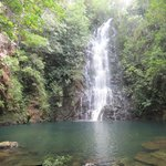 Amazing waterfall and swimming area all to yourself!!