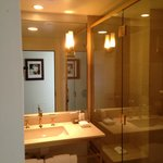 bathroom impeccably clean