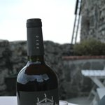 Enjoy a bottle of local wine with one of the most amazinf views in Cinque Terr