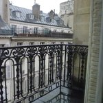  vue du balcon
