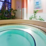  Relax and Unwind in Our Heated Whirl Pool