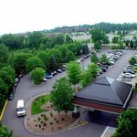  View from Hotel of the Eagan Corporate Center Park