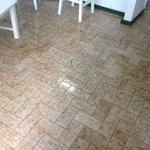                    1940 style floor tile