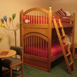  suite with bunk beds