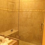 Shower in MBR