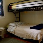 Double dorm beds and single available