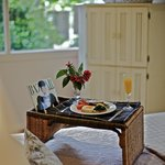 Breakfast in bed perhaps, Cottage in the Forest