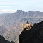 Relaxing by Roque Nublo