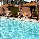  Outdoor Pool &amp; Cabanas