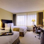 Enjoy your stay in one of comfortable standard bedrooms featuring top of the line amenities and
