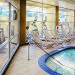  Pool and Precor Fitness Center