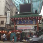  Entry to Petaling St