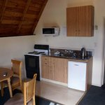 kitchenette / living room