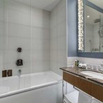 Executive Twin Bathroom