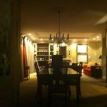                    Section of The Presidential suite - taken with my mobile
