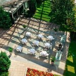  Hilton Budapest WestEnd Roof Garden