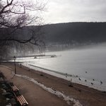 lake Titisee in early morning