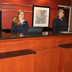  Hotel Front Desk