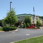  Welcome to the Hampton Inn Greeneville Hotel