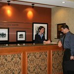 Hampton Inn West Palm Beach-Lake Worth-Turnpike Foto