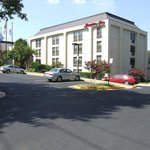 Welcome to the Hampton Inn Alexandria Hotel