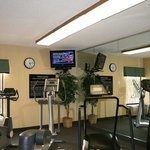  Cardio Fitness Room