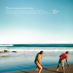 NS Tourism chose our beach for the backdrop of one their 2013  print campaigns
