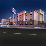 Welcome to the Hampton Inn Gallup-West