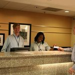 Welcome to the Hampton Inn Greenwood!