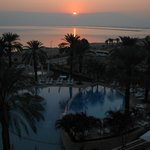 dawn at the Dead Sea